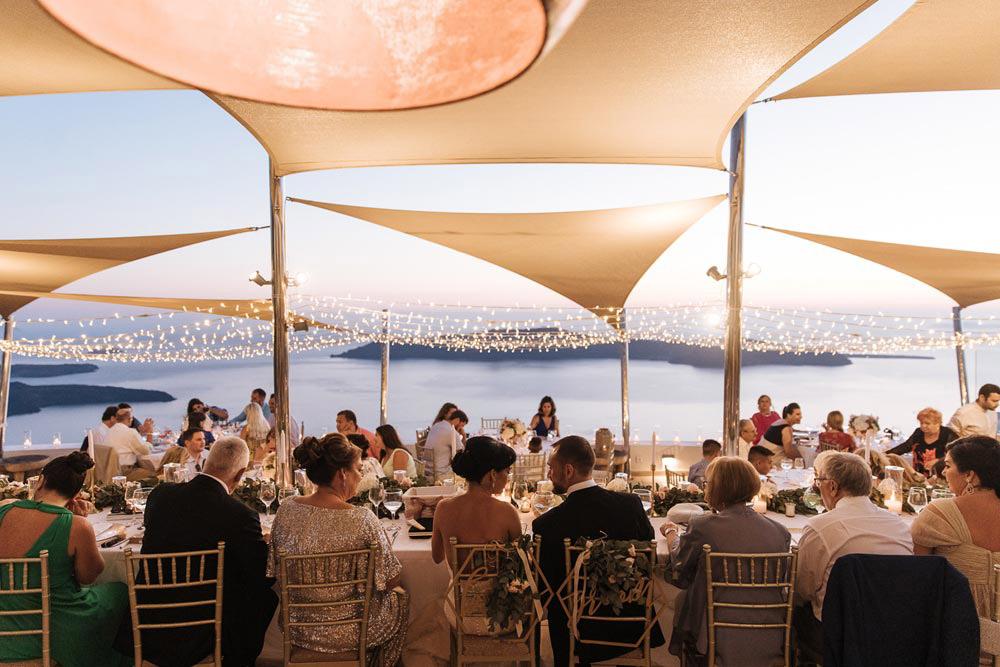 La Maltese Estate Weddings On The Caldera In Imerovigli Photo Gallery