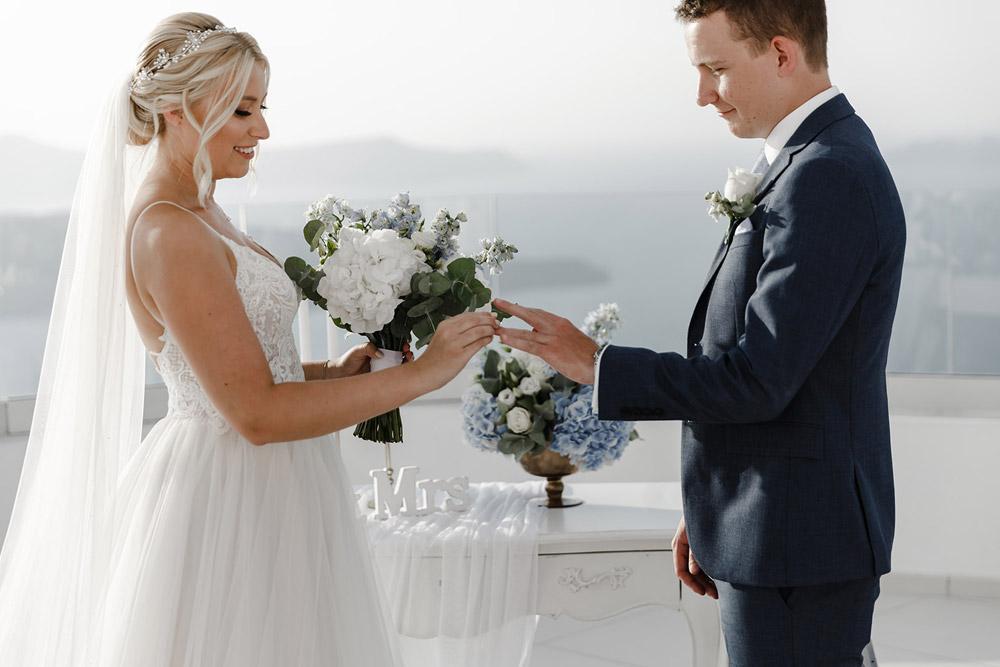 Santo Winery Wedding Venue Santorini Wedding Venues